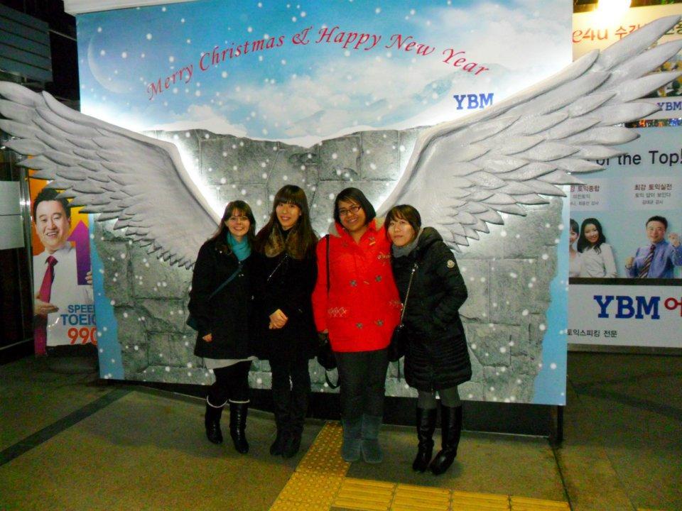 NYE 2011 in Seoul, South Korea